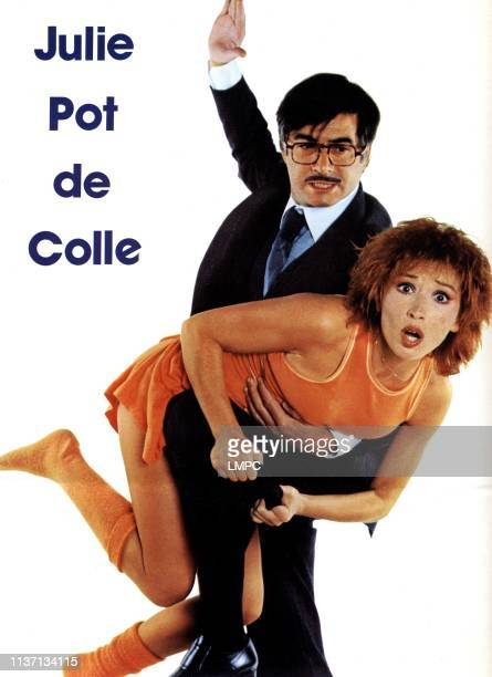 Julie Pot De Colle poster JeanClaude Brialy Marlene Jobert 1977