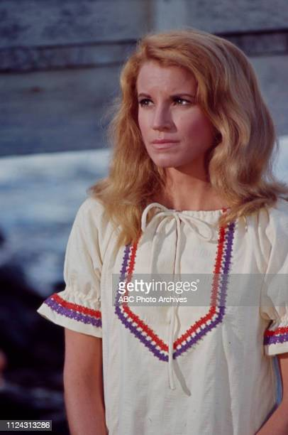 Julie Sommars appearing in the Walt Disney Television via Getty Images tv movie 'Five Desperate Women'.