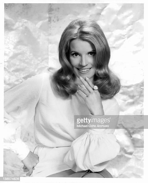 Julie Sommars, circa 1965.