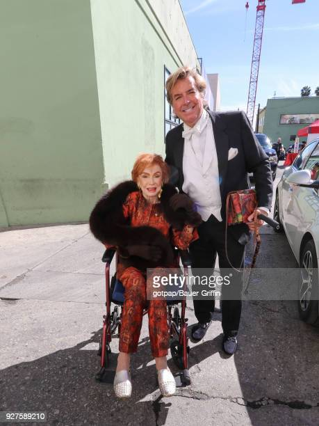 Julie Sommars is seen on March 04, 2018 in Los Angeles, California.