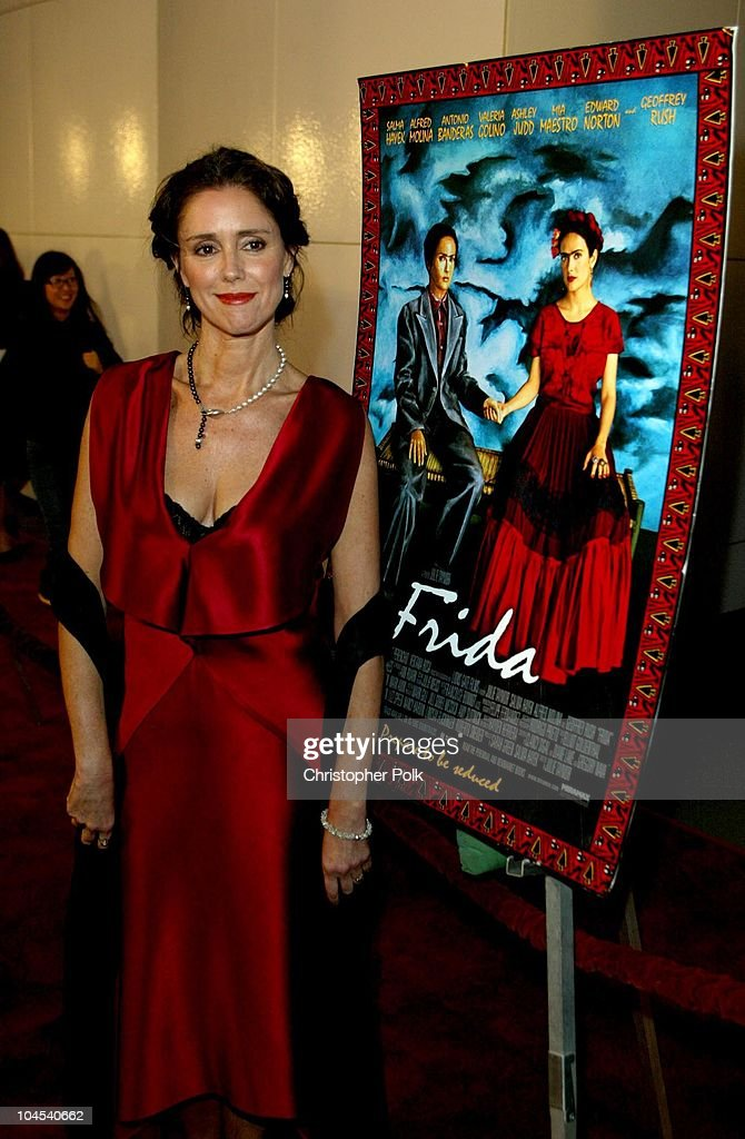 Julie Taymor during 'Frida' Premiere - Arrivals at Los Angeles County Museum of Art in Los Angeles, CA, United States.