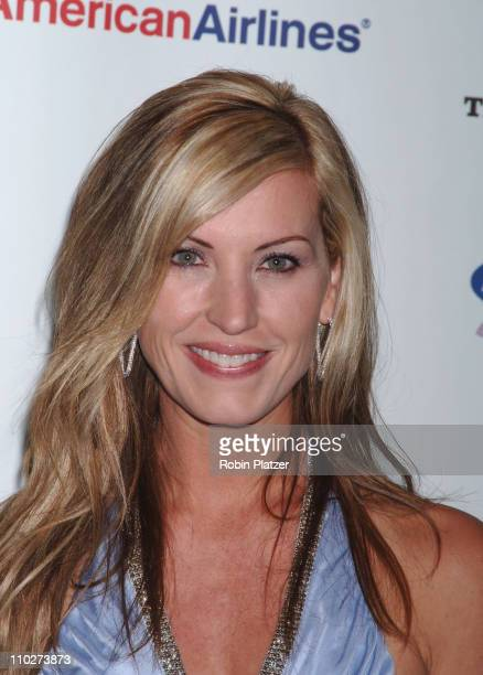Julie Vassar during The 33rd Annual Daytime Creative Arts Emmy Awards in New York Arrivals at Marriott Marquis Hotel in New York City New York United...