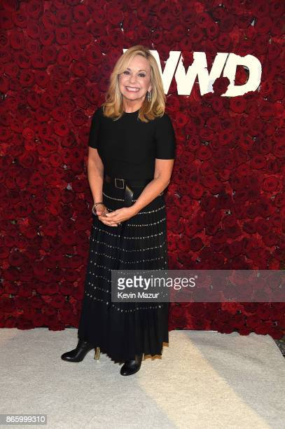 Julie Wainwright attends 2017 WWD Honors at The Pierre Hotel on October 24, 2017 in New York City.
