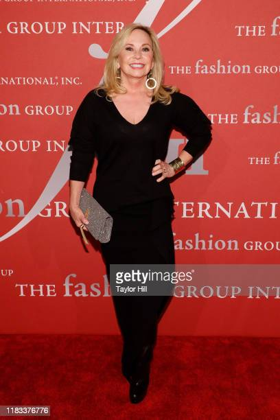Julie Wainwright attends Fashion Group International's 2019 Night of Stars at Cipriani Wall Street on October 24, 2019 in New York City.