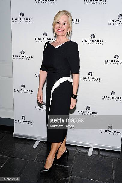 Julie Wainwright attends the 5th Annual A Posh Affair Gala at 583 Park Avenue on May 2 2013 in New York City