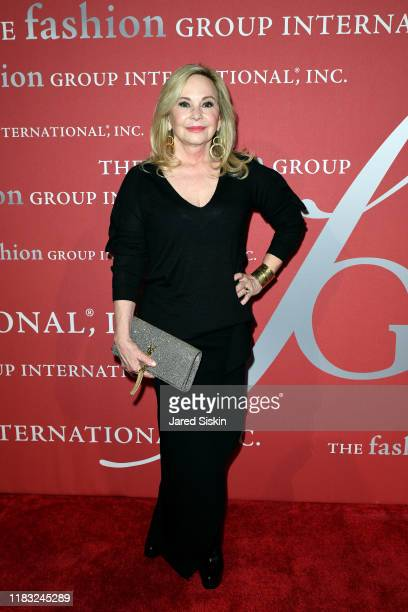 Julie Wainwright attends the FGI 36th Annual Night of Stars Gala at Cipriani Wall Street on October 24, 2019 in New York City.