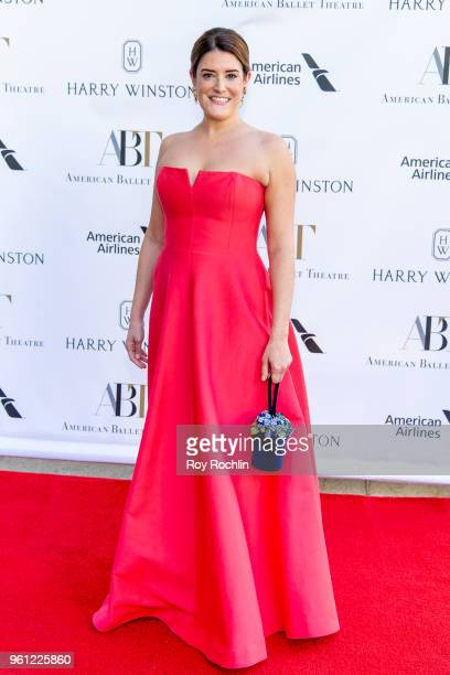 Julie Wald attends the 2018 American Ballet Theatre Spring Gala at The Metropolitan Opera House on May 21 2018 in New York City