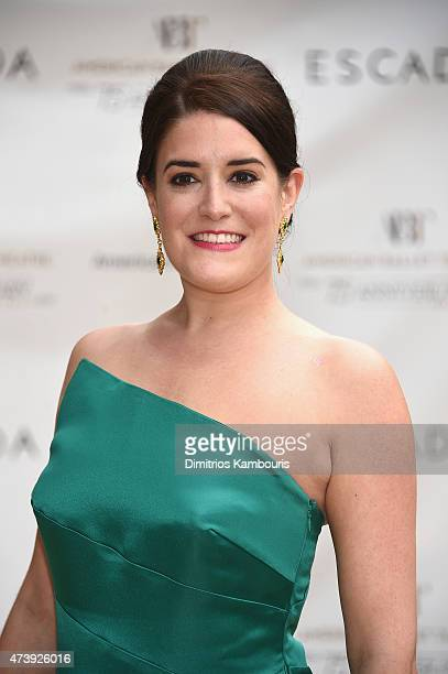 Julie Wald attends the American Ballet Theatre's 75th Anniversary Diamond Jubilee Spring Gala at The Metropolitan Opera House on May 18 2015 in New...