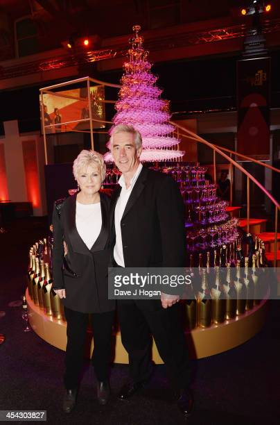 Julie Walters and Grant Roffey attend the Moet British Independent Film Awards 2013 at Old Billingsgate Market on December 8, 2013 in London, England.