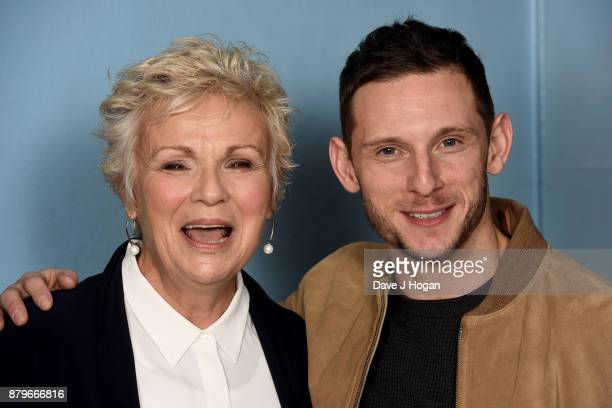 Julie Walters and Jamie Bell attend the 'Film Stars Don't Die In Liverpool' Screening and QA at Empire Haymarket on November 26 2017 in London England