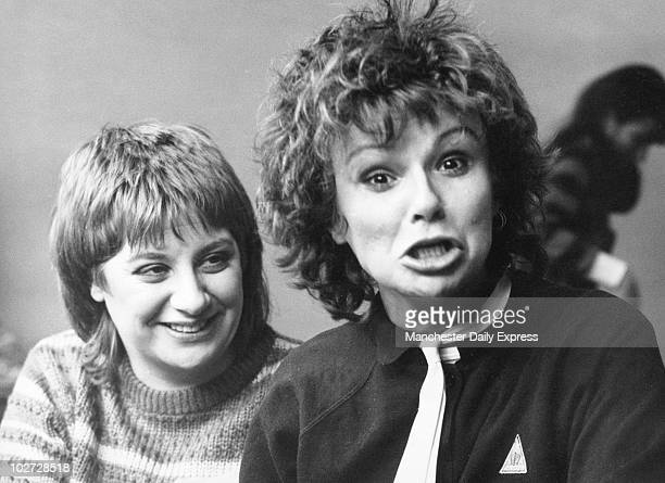 Julie Walters and Victoria Wood Julie Walters and Victoria Wood