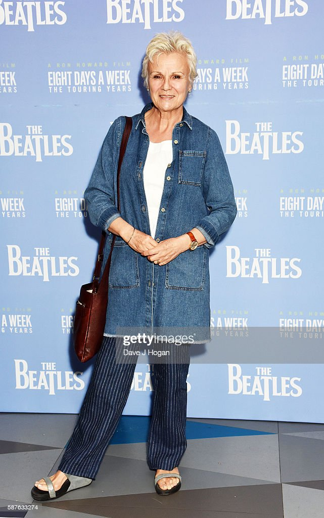 """The Beatles: Eight Days a Week - The Touring Years"" - Special Screening - VIP Arrivals"