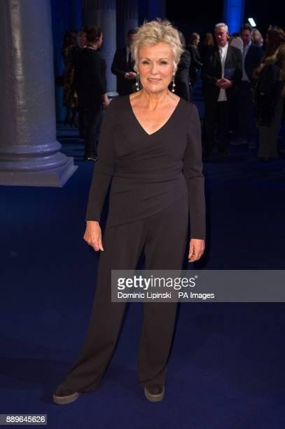 Julie Walters arrives for The British Independent Film Awards at Old Billingsgate in London