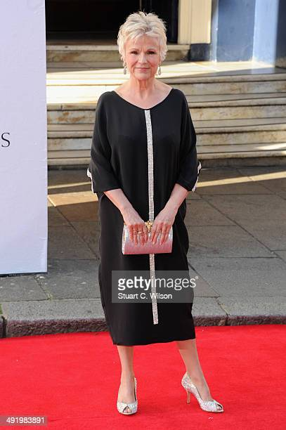 Julie Walters attends the Arqiva British Academy Television Awards at Theatre Royal on May 18 2014 in London England