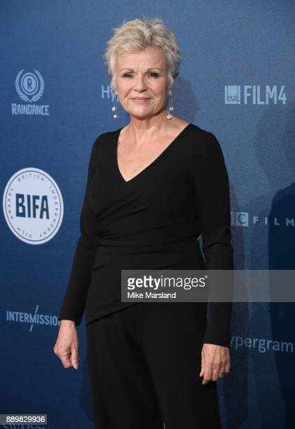 Julie Walters attends the British Independent Film Awards held at Old Billingsgate on December 10, 2017 in London, England.