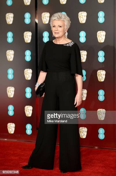 Julie Walters attends the EE British Academy Film Awards held at Royal Albert Hall on February 18 2018 in London England