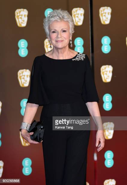 Julie Walters attends the EE British Academy Film Awards held at the Royal Albert Hall on February 18 2018 in London England