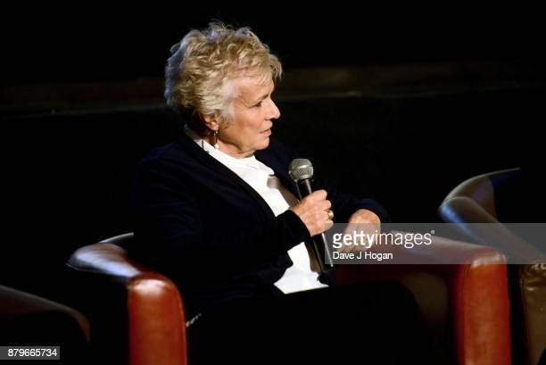 Julie Walters attends the 'Film Stars Don't Die In Liverpool' Screening and QA at Empire Haymarket on November 26 2017 in London England