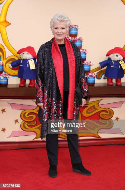 Julie Walters attends the 'Paddington 2' premeire at BFI Southbank on November 5 2017 in London England