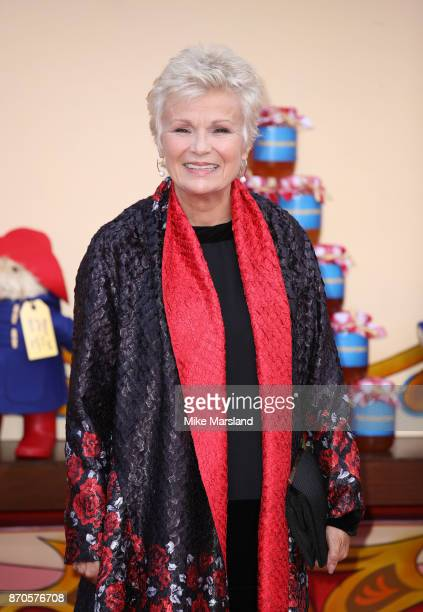 Julie Walters attends the 'Paddington 2' premeire at BFI Southbank on November 5, 2017 in London, England.