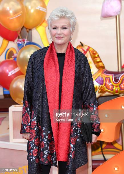 Julie Walters attends the 'Paddington 2' premiere at BFI Southbank on November 5, 2017 in London, England.