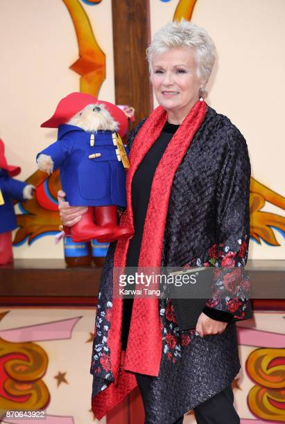 Julie Walters attends the 'Paddington 2' premiere at BFI Southbank on November 5 2017 in London England