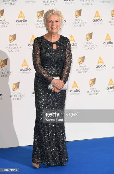Julie Walters attends the Royal Television Society Programme Awards at the Grosvenor House on March 21, 2017 in London, United Kingdom.