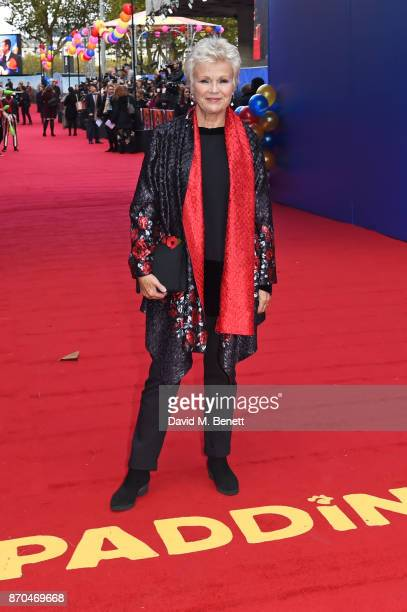 Julie Walters attends the World Premiere of Paddington 2 at the BFI Southbank on November 5 2017 in London England