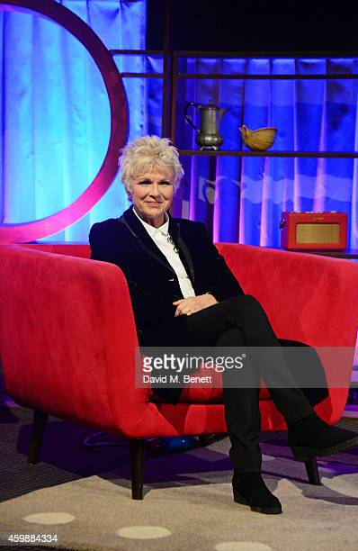 "Julie Walters poses at her ""BAFTA A Life In Television"" Q&A at BAFTA on December 3, 2014 in London, England."