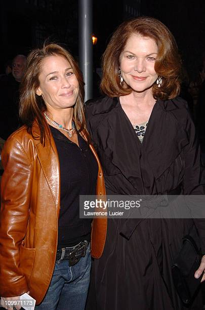 Julie Warner and Lois Chiles during 4th Annual Tribeca Film Festival Special Thanks To Roy London World Premiere Arrivals at Regal Cinemas in New...