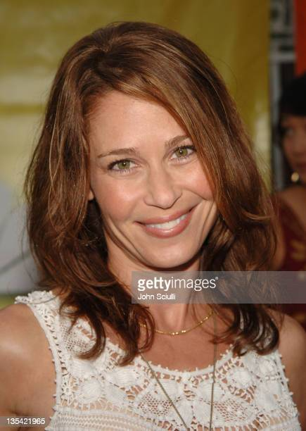 Julie Warner during 2005 NBC Network All Star Celebration Arrivals at Century Club in Los Angeles California United States