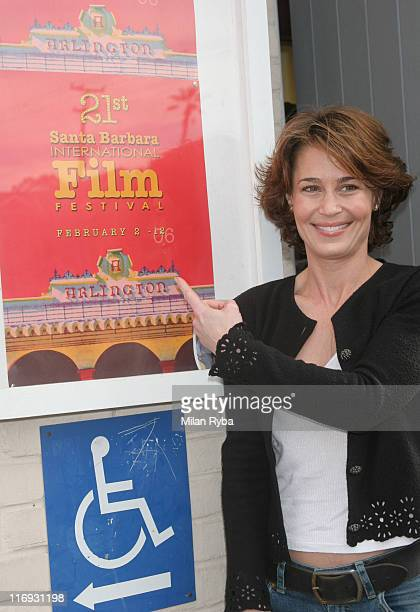 Julie Warner during 2006 Santa Barbara International Film Festival Special Thanks to Roy London at Victoria Hall Theater in Santa Barbara California...