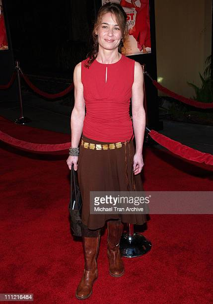 Julie Warner during Last Holiday Los Angeles Premiere Arrivals at Cinerama Dome in Hollywood California United States