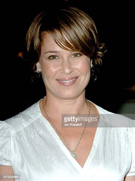 Julie Warner during Season Four Premiere Screening Of Nip/Tuck Arrivals at Paramount Studios in Los Angeles California United States