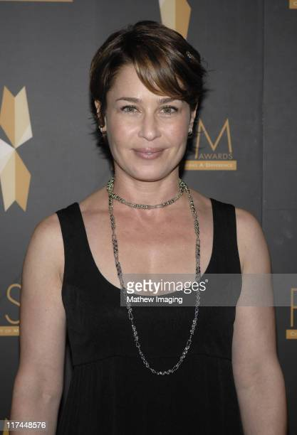 Julie Warner during The 11th Annual PRISM Awards Arrivals at The Beverly Hills Hotel in Beverly Hills California United States