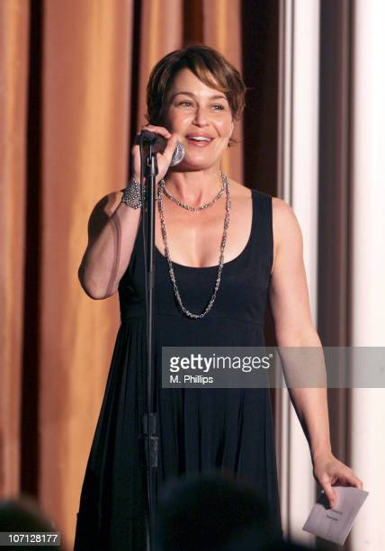 Julie Warner during The 11th Annual PRISM Awards Show at The Beverly Hills Hotel in Beverly Hillis California United States