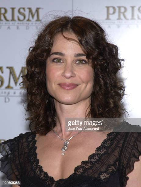 Julie Warner during The 6th Annual Prism Awards at CBS Television City in Los Angeles California United States