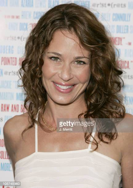 Julie Warner during The Aristocrats Los Angeles Premiere at The Egyptian Theatre in Hollywood California United States