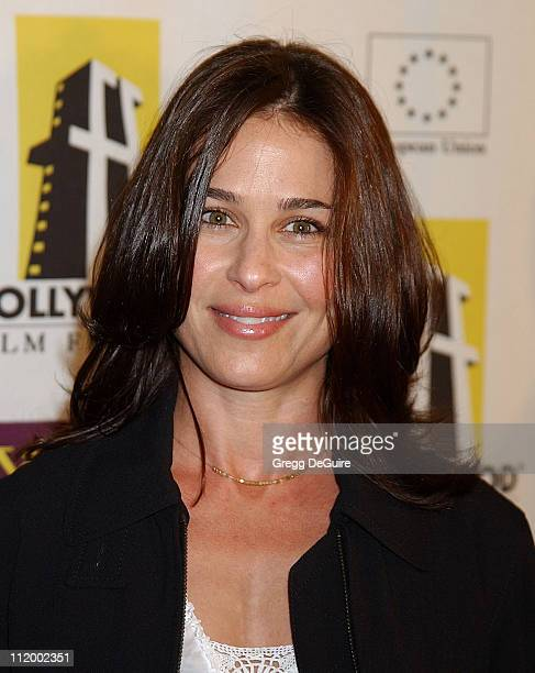 Julie Warner during The Ring Premiere Opens The Hollywood Film Festival at The ArcLight Theatre in Hollywood California United States