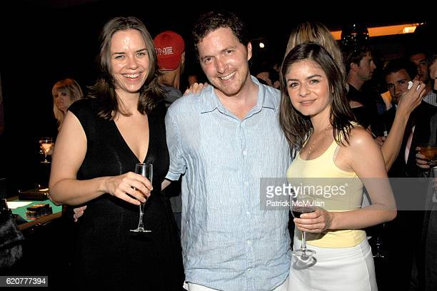 Julie Waters Robert Michaels and Lee Pullano attend ATTICA Charity Event Poker Tournament Benefiting SUNFLOWER CHILDREN at Tenjune on July 16 2008 in...