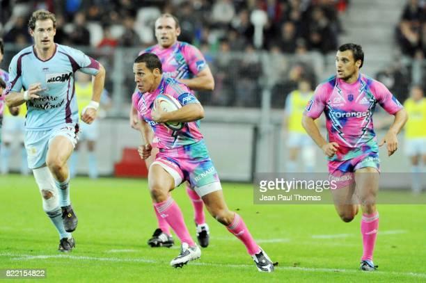 Julien ARIAS Bourgoin / Stade Francais 6eme journee de Top 14 Stade des Alpes de Grenoble