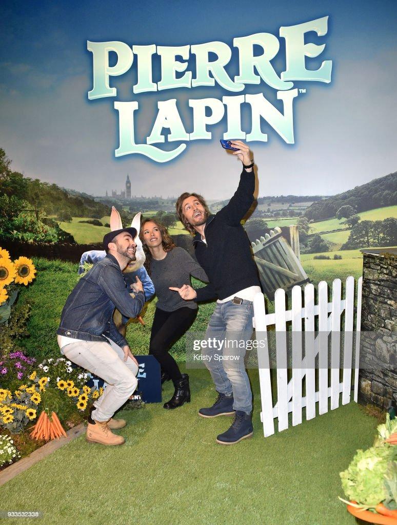 Julien arruti elodie fontan and philippe lacheau attend - Indemnisation coup du lapin ...
