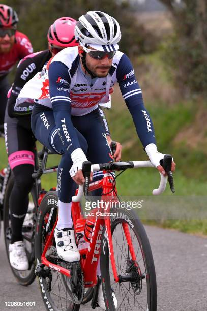 Julien Bernard of France and Team Trek - Segafredo / during the 5th Tour de La Provence 2020, Stage 1 a 149,5km stage from Châteaurenard to...