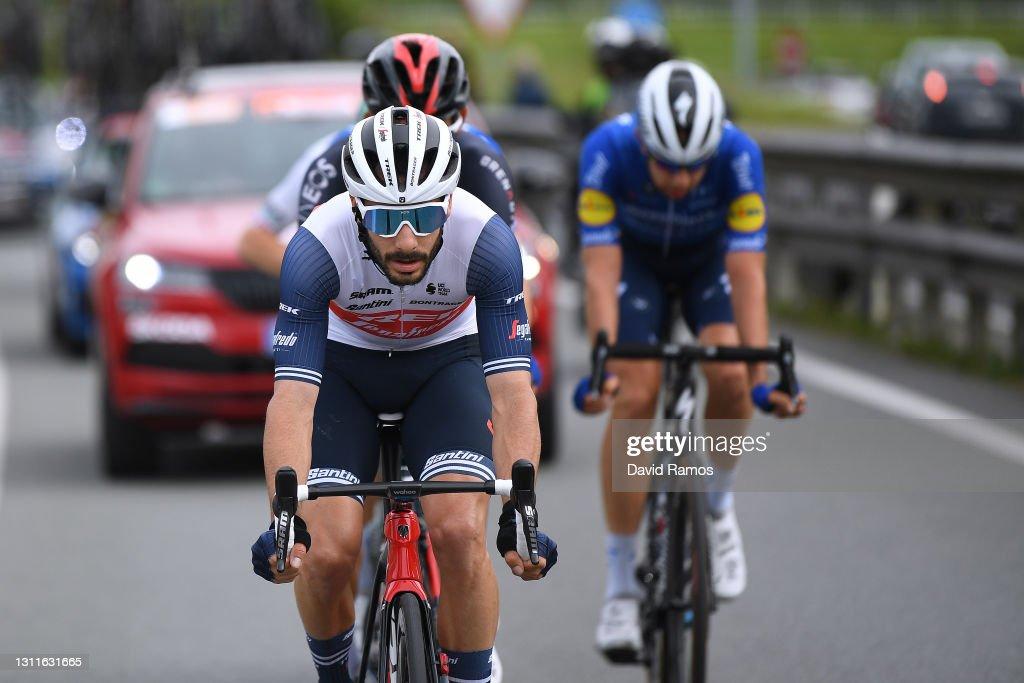 60th Itzulia-Vuelta Ciclista Pais Vasco 2021 - Stage 5 : ニュース写真