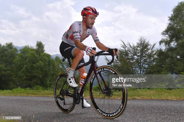 Julien Bernard of France and Team Trek-Segafredo / during the 106th Tour de France 2019, Stage 15 a 185 km stage from Limoux to Foix Prat d'Albis...