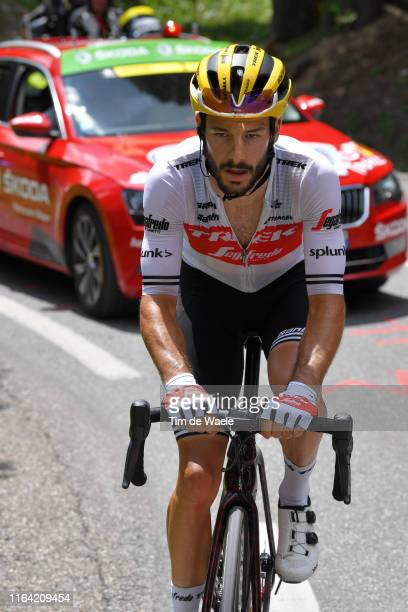 Julien Bernard of France and Team Trek-Segafredo / during the 106th Tour de France 2019, Stage 18 a 208km stage from Embrun to Valloire 1419m / TDF /...