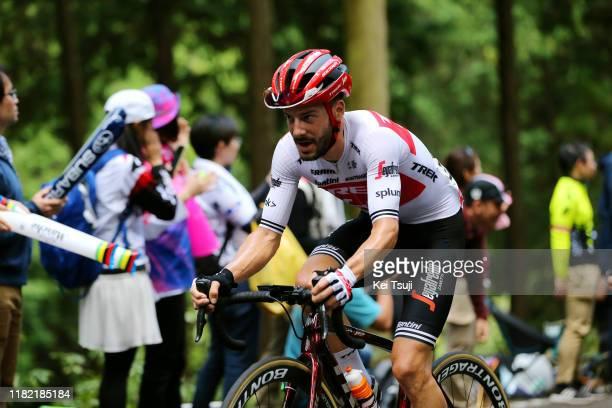 Julien Bernard of France and Team Trek-Segafredo / during the 28th Japan Cup 2019, Cycle Road Race a 144,2km race from Utsunomiya to Utsunomiya /...