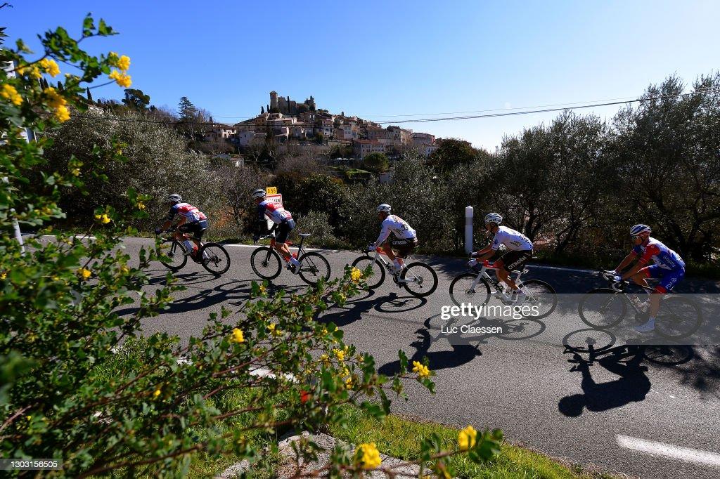 53rd Tour Des Alpes Maritimes Et Du Var - Stage 2 : ニュース写真
