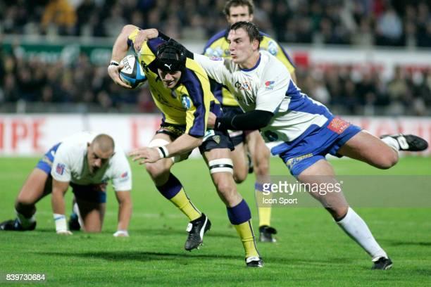 Julien BONNAIRE Clermont Auvergne / Montpellier 2e journee Top 14