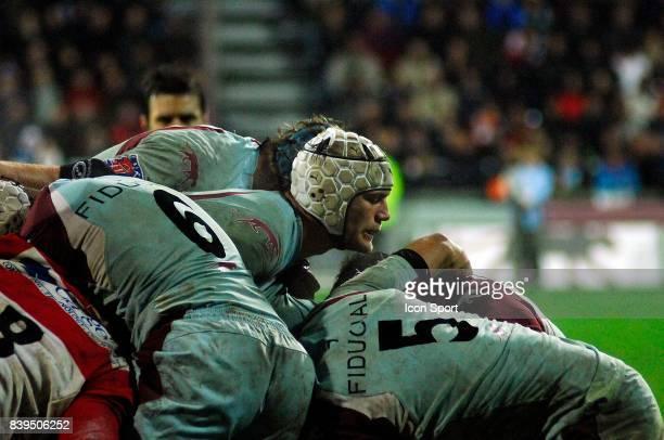 Julien BONNAIRE Bourgoin / Biarritz 18e journee Top 14
